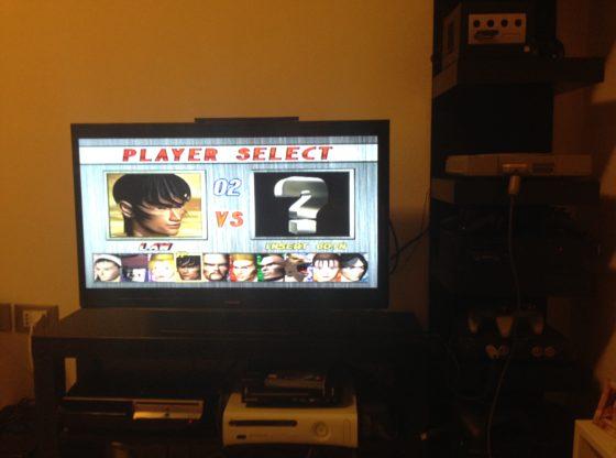 Tekken 2 su PSX
