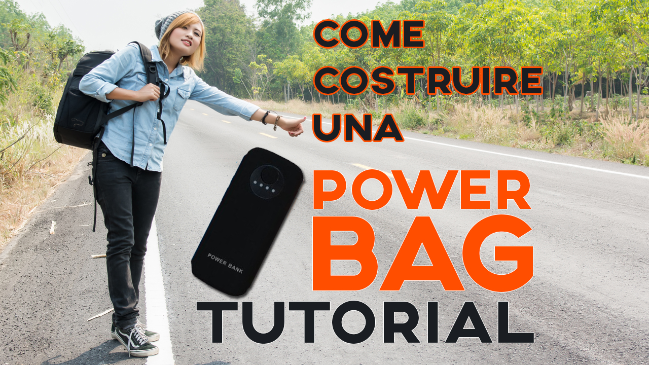 Costruiamo una Power Bag! [TUTORIAL] - Lo Zio