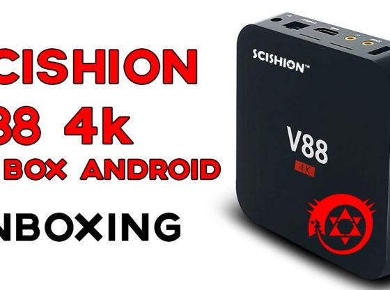 TV Box V88 4K
