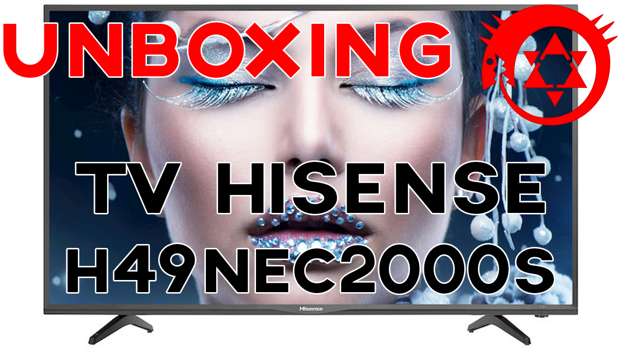 Hisense H49NEC