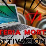 Riattivazione Batteria Macbook – Lo Zio