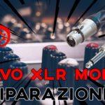 RiparazioneCavo audio XLR Jack 6.3mm Mono – Lo Zio