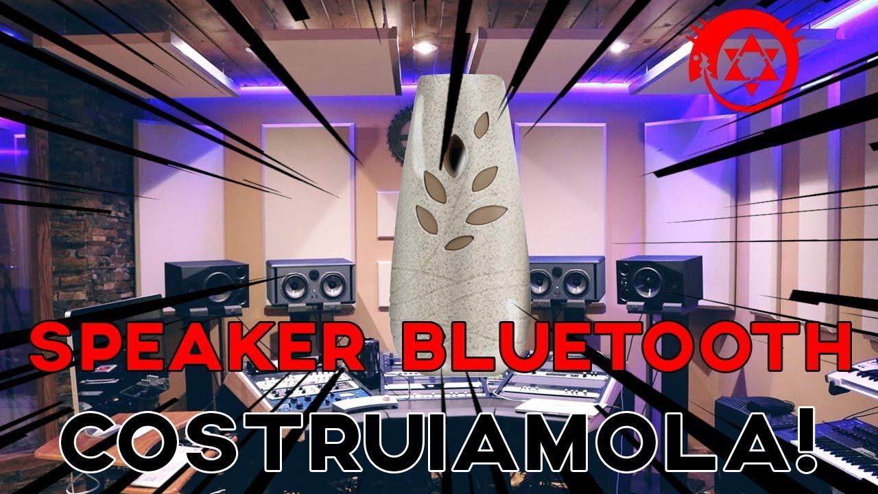 Speaker Bluetooth Glade Spray